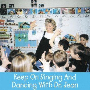 KEEP ON SINGING AND DANCING WITH DR JEAN CD