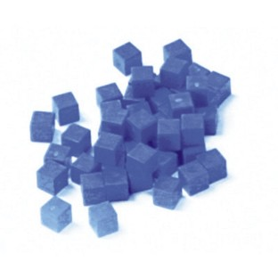 Base Ten Blue Non-Linking Cubes, Pack of 100
