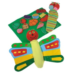 Very Hungry Caterpillar Story Props