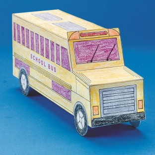 SCHOOL BUS VEHICLE PK6
