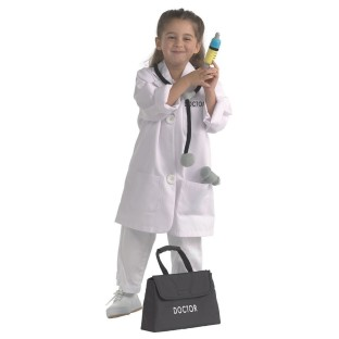 COSTUME DOCTOR W/ PROPS