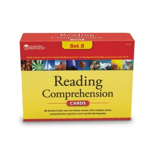 READING COMPREHENSION CARD SET 2