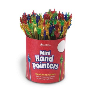MINI HAND POINTERS - DISPLAY/100