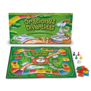 ORACIONES DIVERTIDAS SPANISH GAME