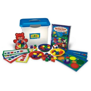 THREE BEAR FAMILY SORTING ACTIVITY SET