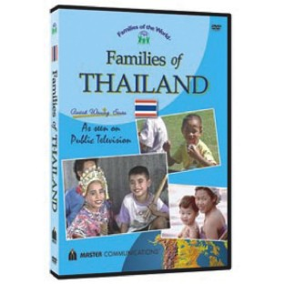 FAMILIES OF THE WORLD DVD THAILAND