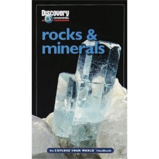 DISC CHNL -  VHS ROCKS AND MINERALS