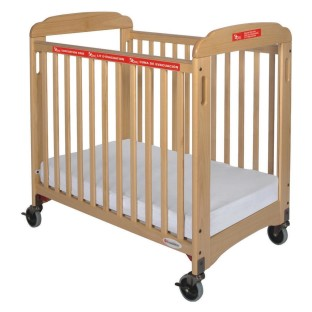 Complies with the New 2011 CPSC Crib Safety Standard!