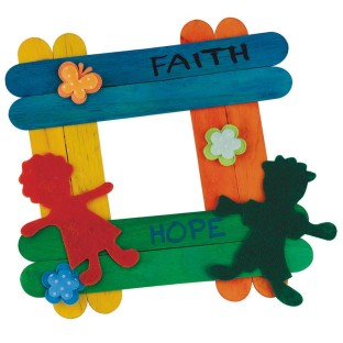 FAITH AND HOPE FRAME KIT PK/18