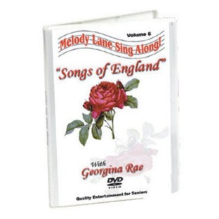 SONGS OF ENGLAND DVD