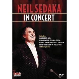 NEIL SEDAKA IN CONCERT DVD