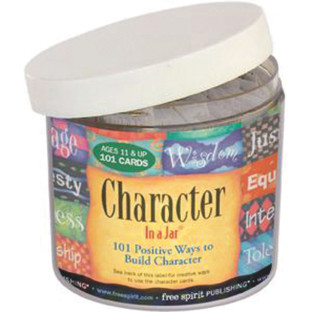 Character in a Jar Game