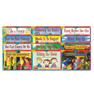 Character Education Readers Book Set