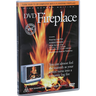 Fireplace DVD