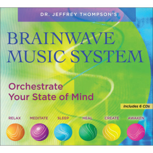 Brainwave Music System 6-CD Set