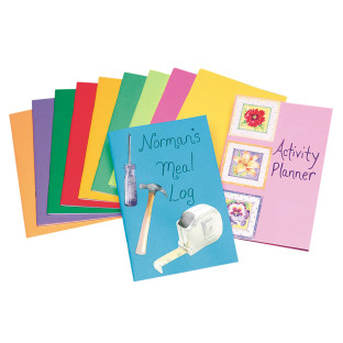 Bright Book Journals