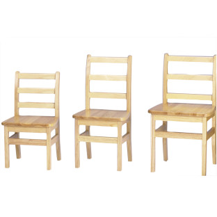 Ladder Back Chair, 10