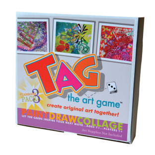 TAG THE ART GAME CLASS PACK