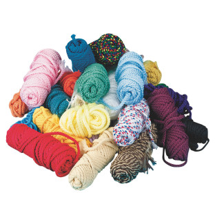 VALUE BAG OF CRAFT CORDING  5LBS