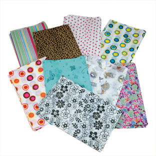 PRINTED TISSUE PAPER PK/50