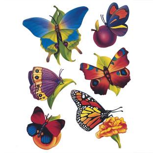 butterfly window clings - Window Clings
