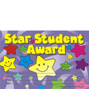 Star Student Awards