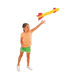 Junior Javelin Foam Rocket