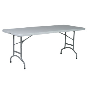 Folding Game Table 6'