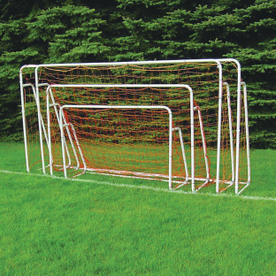 Short Sided Soccer Goals 4<ft/>H X 6<ft/>W