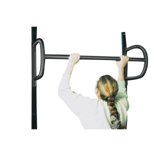 Extra Wide Adjustable Mounted Chin Up Bar