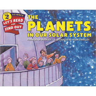 The Planets In Our Solar System Book