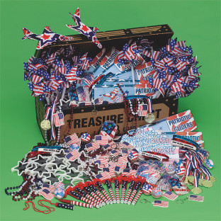 Patriotic Novelty Pack