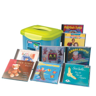 CD Set for Two Year Olds