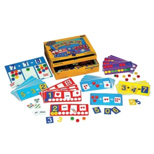 MATH DISCOVERY EARLY LEARNING KIT