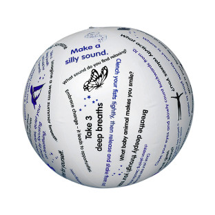Toss 'n Talk-About® Relaxation Ball