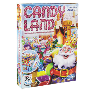 Get kids into the adventure ... take them to Candy Land!