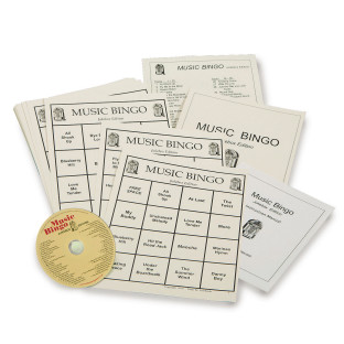 music bingo how to play