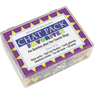 Chat Pack™ Favorites Conversation Cards