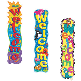 Welcome Banner Set