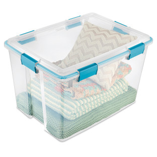 80 Quart Storage Container With Gasket