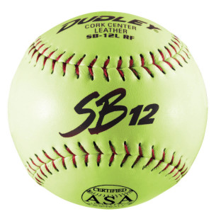 Dudley® ASA Slow Pitch Softball 12