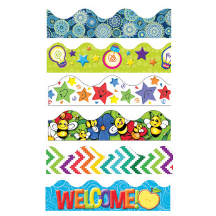 Everyday Bulletin Board Trim Pack