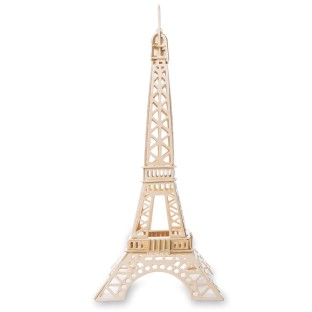 Punch and Slot Landmark: Eiffel Tower