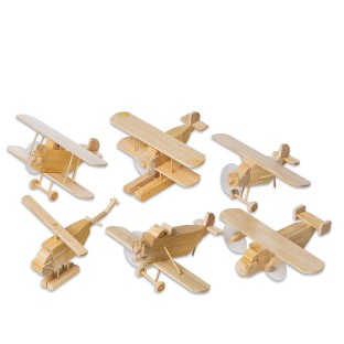 Unfinished Antique Air Fleet, Unassembled