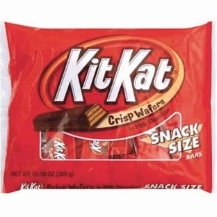 Hershey's Kit Kat® Snack Size Candy Bars