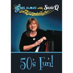 Sing Along with Susie Q – 50's Fun! Sing-Along DVD
