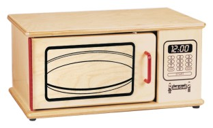 Pretend & Play Microwave
