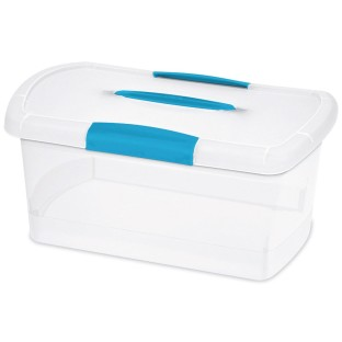 Sterilite® Medium Nesting Showoffs Storage Case