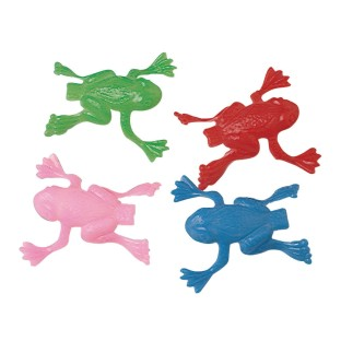 Jumping Frogs (pack of 36)