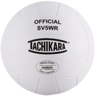 Tachikara® Rubber Volleyball